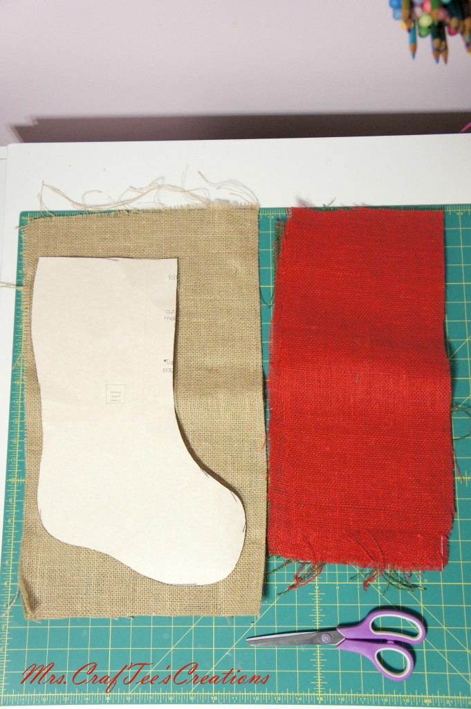 stocking pattern
