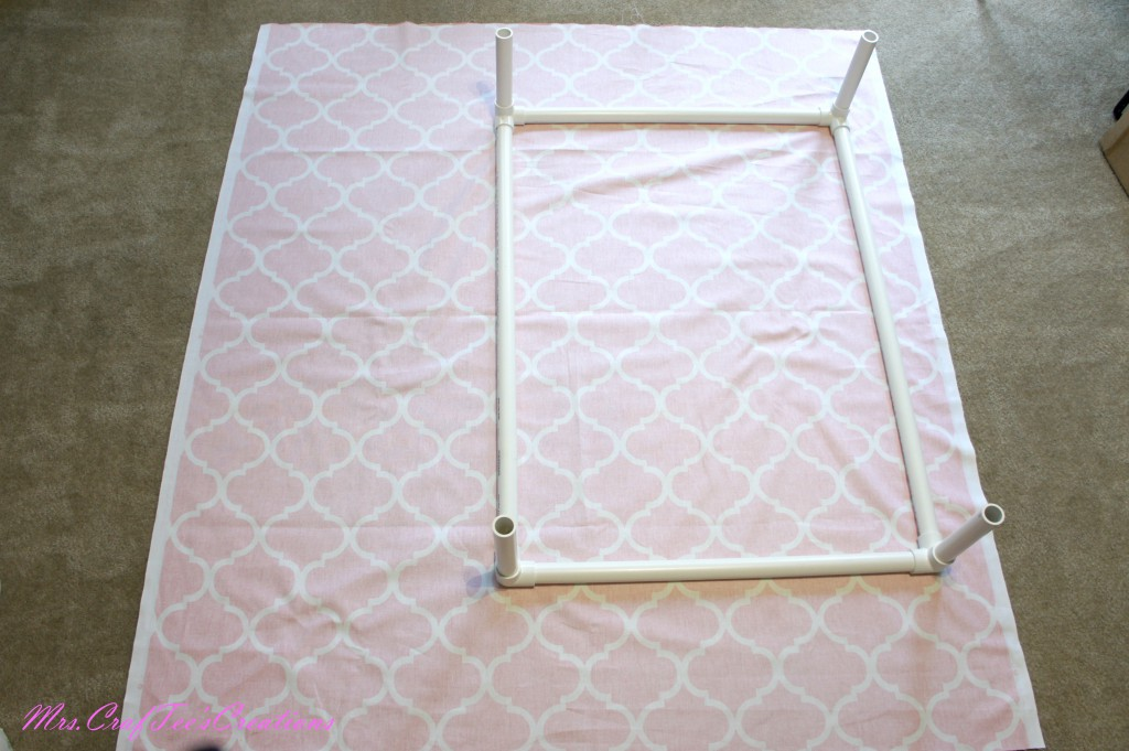 Frame up Fabric